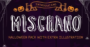 Mischano [1 Font] | The Fonts Master