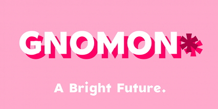Gnomon [2 Fonts] | The Fonts Master