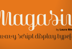Magasin [1 Font] | The Fonts Master