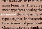 Atf Garamond Super Family [18 Fonts] | The Fonts Master