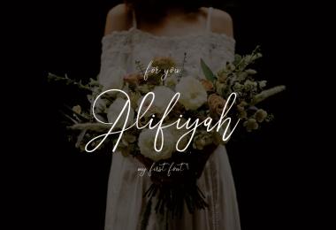 Alifiyah [1 Font]