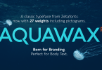 Aquawax Pro Super Family [27 Fonts] | The Fonts Master