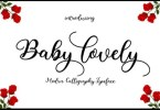 Baby Lovely [1 Font] | The Fonts Master