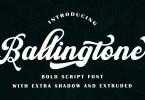 Ballingtone [6 Fonts] | The Fonts Master