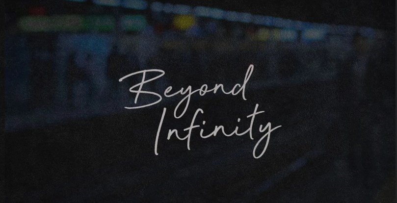Beyond Infinity [1 Font]   The Fonts Master