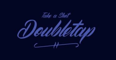 ATC Doubletap [1 Font]