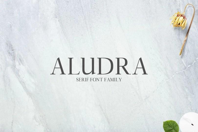 Aludra Serif [12 Font]   The Fonts Master