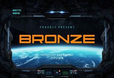 Bronze [1 Font]