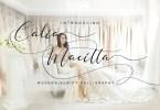 Calia Macitta [1 Font] | The Fonts Master