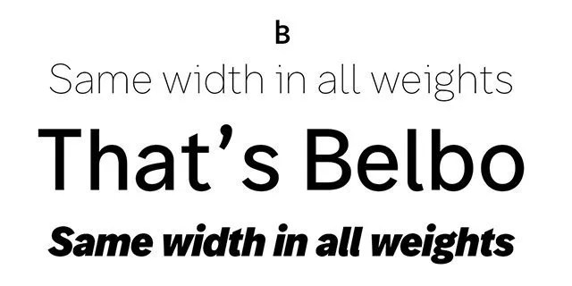 Belbo Super Family [24 Fonts] | The Fonts Master