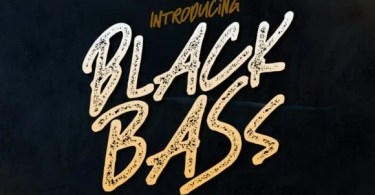 Black Bass [2 Fonts]