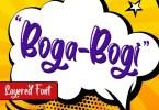 Boga Bogi [2 Fonts] | The Fonts Master