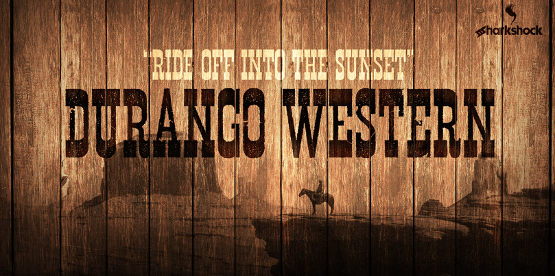 Durango Western [2 Fonts] | The Fonts Master