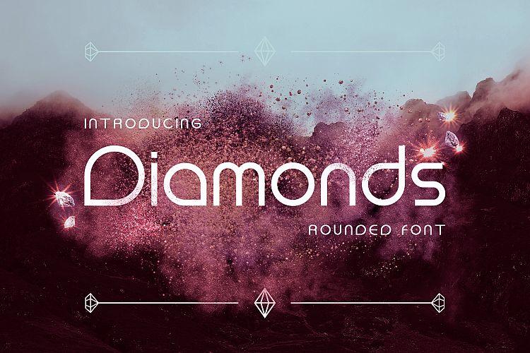 Diamonds [1 Font] | The Fonts Master