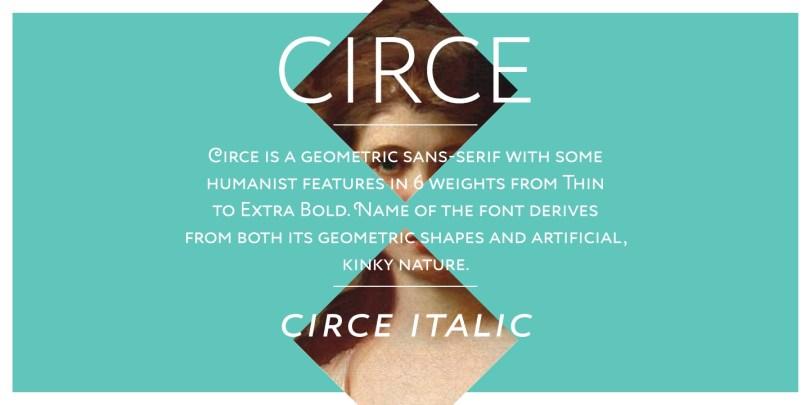 Circe Super Family [12 Fonts] | The Fonts Master
