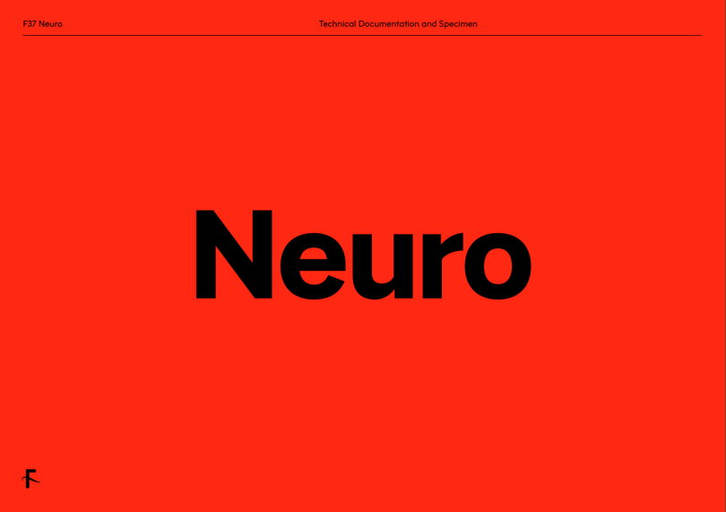F37 Neuro Super Family [12 Fonts] | The Fonts Master