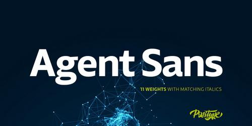 Agent Sans Super Family [21 Fonts] | The Fonts Master