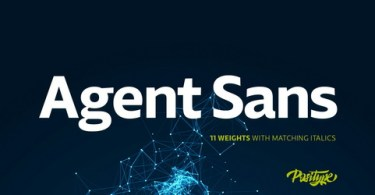 Agent Sans Super Family [21 Fonts] | The Fonts Master