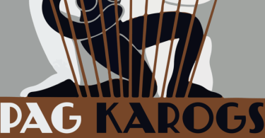 Pag Karogs [1 Font] | The Fonts Master