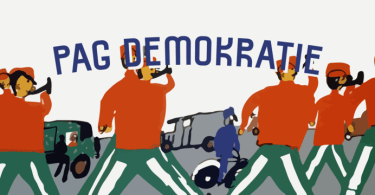 Pag Demokratie [1 Font] | The Fonts Master