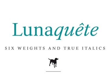 Lunaquete Super Family [12 Fonts] | The Fonts Master
