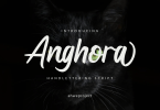 Anghora [1 Font] | The Fonts Master