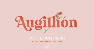 Augillion [1 Font] | The Fonts Master