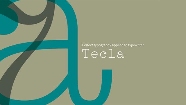 Tecla Super Family [8 Fonts]   The Fonts Master