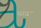 Tecla Super Family [8 Fonts] | The Fonts Master