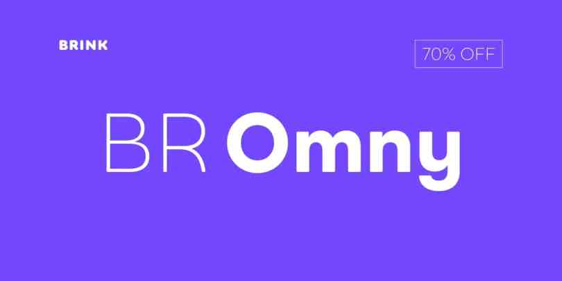 Br Omny Super Family [14 Fonts]   The Fonts Master