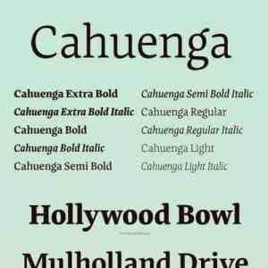 Cahuenga