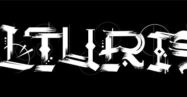 Culturism [1 Font]   The Fonts Master
