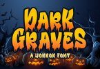 Dark Graves [1 Font] | The Fonts Master