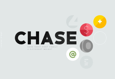 Chase [4 Fonts] | The Fonts Master