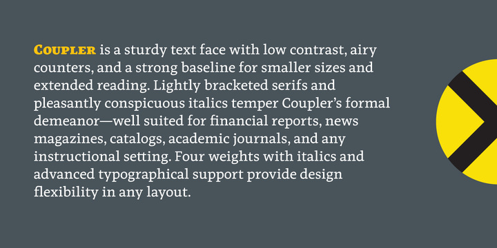 Coupler Super Family [8 Fonts]   The Fonts Master