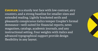 Coupler Super Family [8 Fonts] | The Fonts Master
