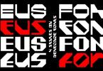 Deus [8 Fonts] | The Fonts Master