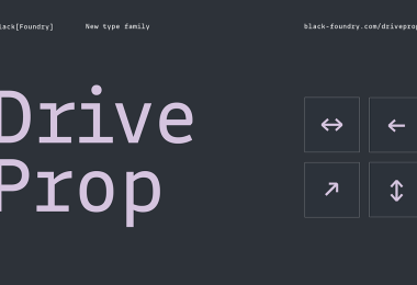 Drive Prop Super Family [18 Fonts] | The Fonts Master