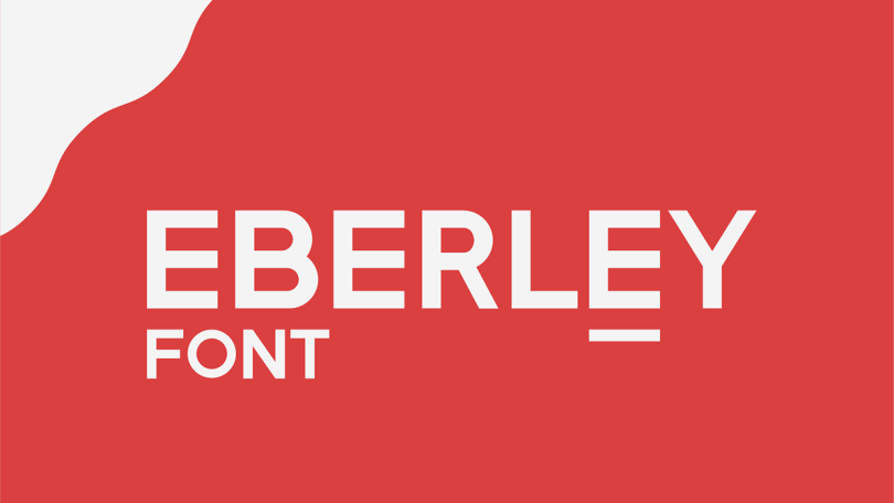 Eberley [1 Font] | The Fonts Master