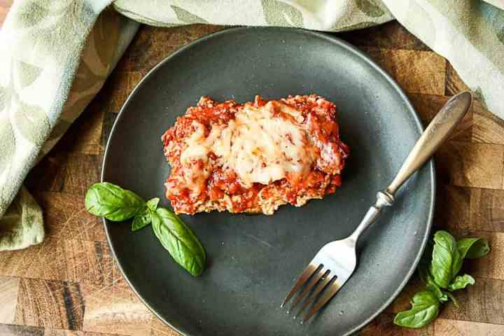 Best Lasagna with Meat Sauce