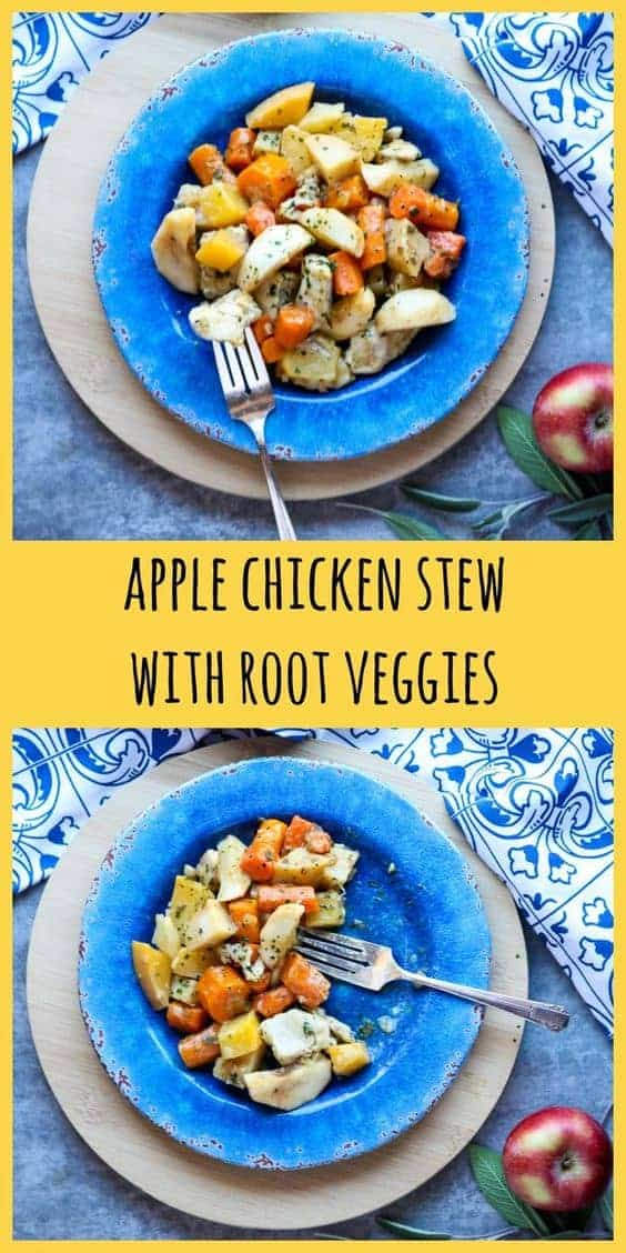 Apple Chicken Stew Recipe