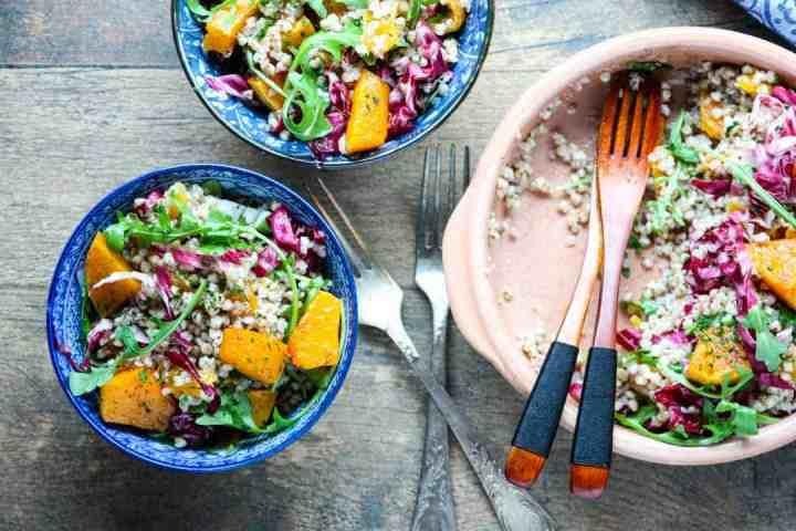 Buckwheat Squash Salad (2 of 5)