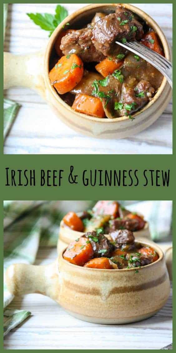 Irish Beef & Guinness Stew
