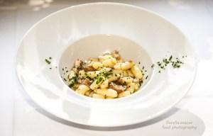 Canestrelli istriani e funghi porcini . Pranzo di Nozze!
