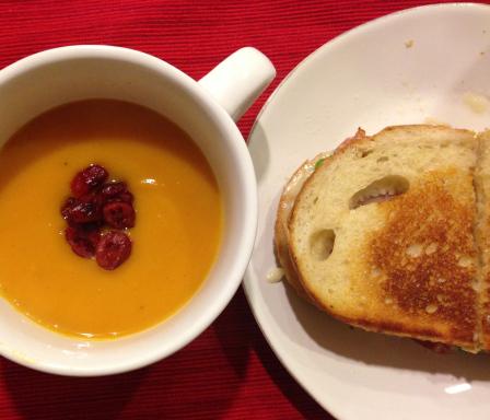 Finally Fall & Butternut Squash Bisque Recipe