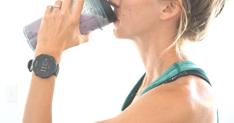 Refueling After Your Run w/ FAGE Total