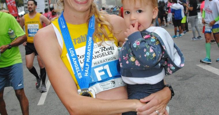 Rock 'n' Roll Los Angeles Half Marathon: Race Recap
