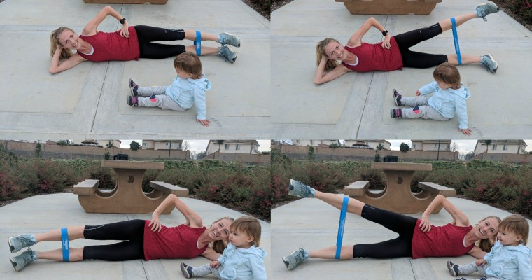 Mini Band Workout for Hip & Glute Strength