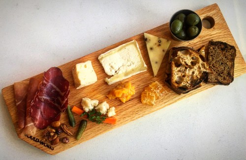 Pacific Standard Coastal Kitchen Charcuterie