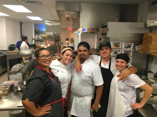 Pacific Standard Coastal Kitchen Staff